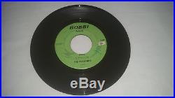The Paragons Abba / Better Man Than I Very Rare Garage Rock Bobbi Records