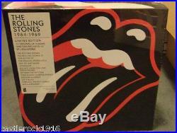 THE ROLLING STONES 1964 1969 Box Set 13 Vinyl 12 LP 180 Gram Sealed NM