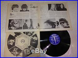The Velvet Underground And Nico Lp Mono Torso Lawsuit Sticker Penny Start No Res