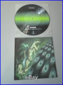TOOL original limited Promo Picture Vinyl LP Aenima (1996)