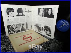 TORSO MONO 1967 Banana VELVET UNDERGROUND Nico + Warhol Psych AVANT SATANISTS