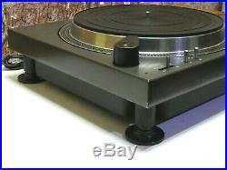 Technics SL-110 Vintage Hi Fi Direct Drive Record Vinyl Player Deck Turntable