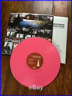 The Avett Brothers Four Thieves Gone PINK Vinyl SUPER RARE Limited Edition NEW