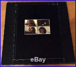 The Beatles Let It Be Super Rare 1970 Uk Box Set With Book And Tray