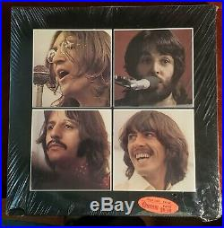 The Beatles. Let it Be 1970 Box Set PXS-1 Sealed