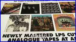 The Beatles Mono Mix Vinyl Box Set Un-opened