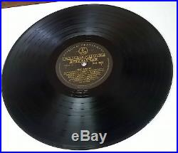 The Beatles PLEASE PLEASE ME Stereo LP 1st UK Pressing EX / EX