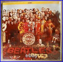 The Beatles Sgt. Peppers Lonely Hearts Club Band Capitol Executives cover RARE