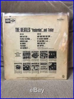 The Beatles Yesterday And Today (1966 T 2553 2nd State Butcher Cover Mono)