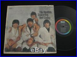 The Beatles Yesterday and Today butcher cover 3rd state Mono