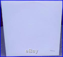 The BeatlesWhite AlbumOutstanding ConditionU. S. IssueAll Inserts