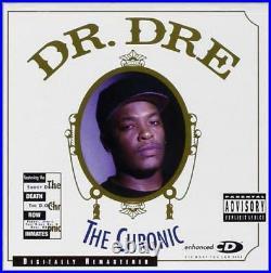 The Chronic Vinyl Lp Vinyl Dr. Dre Snoop Doggy Dog Kurupt Daz Dillinger