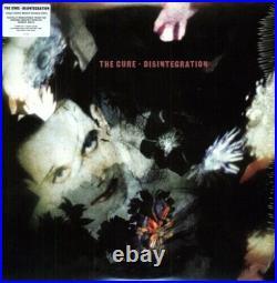The Cure Disintegration New Vinyl Record