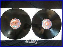 The Cure WISH 2 Record Set in Great Condition very rare