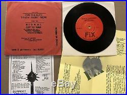 The Fix Jans Room 7 EP Touch And Go Hardcore Punk Negative Approach Necros