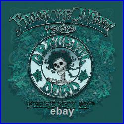 The Grateful Dead Fillmore West, San Francisco, Ca 2/28/69 New Vinyl LP Over