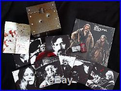 The Hateful Eight Third Man Records Limited Box Set 7 45 vinyl LP Tarantino NEW