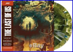 The Last Of Us Vinyl Record Soundtrack 2 LP Color Mondo Gustavo Santaolalla VOL1