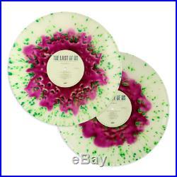 The Last Of Us Vinyl Record Soundtrack 2 LP Color Mondo Gustavo Santaolalla VOL2
