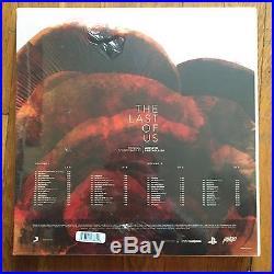 The Last of Us Vinyl 4 LP Box Set Mondo 180 Gram Sealed Olly Moss Jay Shaw