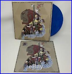 The Legend Of Zelda Wind Waker Vinyl Record LP Nintendo