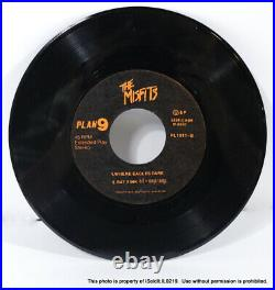 The Misfits Night Of The Living Dead 45 Rmp Vinyl Record Pl1011