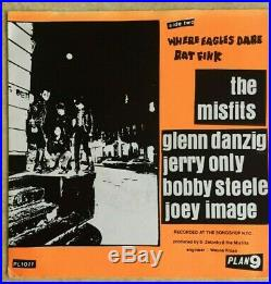 The Misfits Night of the Living Dead original punk danzig samhain kbd
