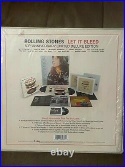 The Rolling Stones, Let It Bleed 50th Anniversary Box Set Vinyl LP & SACD