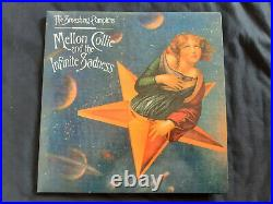 The Smashing Pumpkins MELLON COLLIE AND THE INFINITE SADNESS vinyl 3 LP booklet