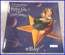 The Smashing Pumpkins Mellon Collie & The Infinite Sadness EU #d vinyl 3 LP g/f