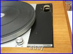 Thorens TD 150 Vintage Hi Fi Separates Use Record Vinyl Deck Player Turntable