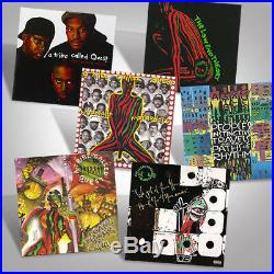 Tribe Called Quest The Tribe Vinyl Bundle New Vinyl LP