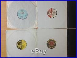 UK Garage Ultra rare vinyl collection 1996 1999 all A+++ UK GARAGE RECORDS UKG