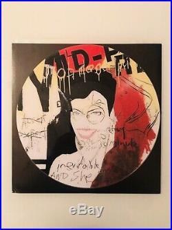 ULTRA RARE! Duran Duran Medazzaland Double LP Vinyl