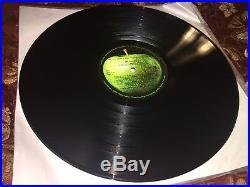 ULTRA RARE HOLY GRAIL Beatles White Album UK Mono SUPER LOW #441 1 PLUS 440