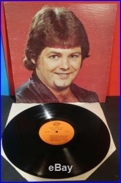 ULTRA RARE PRINT JERRY LAWLER SINGS LP Vinyl Record StarBurst Records Wrestler