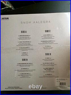 Ugh, Those Feels Again Snoh Aalegra VINYL LP (LIMITED GREEN VERSION)
