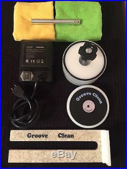 Ultrasonic Record Cleaner Groove Clean Vinyl Record Cleaner Upgrade Kit