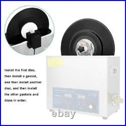 Ultrasonic Vinyl Record Cleaner Adjustable Power Record Cleaning Machine Set