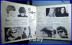 Velvet Underground+nicoandy Warhol Bananatorsoorig Mono Yellow Label Promo Lp