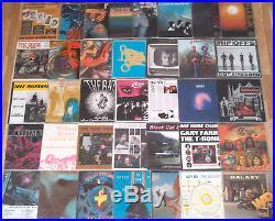 VINYL SCHALLPLATTEN LP PROGRESSIVE-, BLUES-, GARAGE-, KRAUTROCK Sammlung