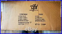 VPI Audiophile Scout Turntable Vinyl Record + Denon 110 + JMW Tonearm L@@K