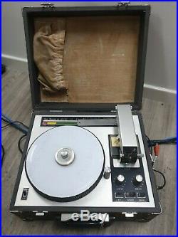 Vanrock / Atom / Hara / Harara Style Japanese 7 Record Vinyl Lathe Cutter