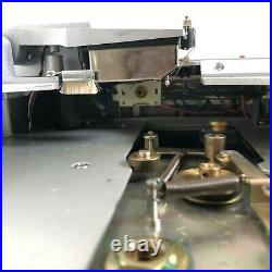 Vanrock E-101 Vinyl Record cutting Lathe machine AKA Atom A-101 LOOK YOUTUBE