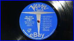 Velvet Underground & Nico unpeeled Verve1st Press mono withrare censorship sticker