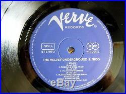 Velvet Underground and Nico V/V6 -5008 Original 1967 Airbrush Torso Gatefold