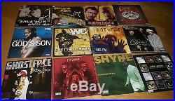 Very Rare hip hop vinyl record collection BIGGIE NWA ICE CUBE Das EFX ORIGINAL
