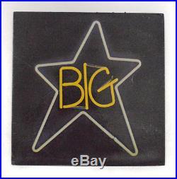 Vintage 70s Big Star #1 Record Rare 1st Press Album Vinyl LP