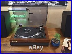 Vintage Pioneer PL-A45D Turntable Auto Reverse Stereo Vinyl Record Player Japan