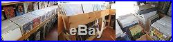 Vintage Vinyl Record Store Collection For Sale, Huge Inventory! Retail Ready